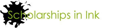 Scholarships in Ink logo
